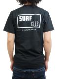 OAKLAND SURF COLISEUM TEE BLACK