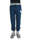 M bi-color sweat pants navy