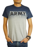 M reproduct crew neck t-shirts(ARMY) heather gray