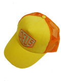 Deus ex machina FOXTROT SHIELD TRUCKER ORANGE