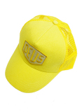 Deus ex machina FOXTROT SHIELD TRUCKER YELLOW