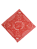 Deus ex machina TROPPO BANDANA RED