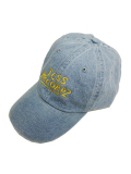 TCSS RECORDER CAP DENIM