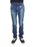 TMT DENIM STRETCH SLIM TYPE606 INDIGO