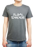 TCSS SLIDAL TENDENCIES TEE VINTAGE BLACK