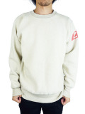 JACKSON MATISSE REVERSE WEAVE Crew Neck Sweat RED