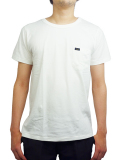 Lee PACK POCKET T-SHIRTS WHITE