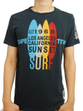 SUNSET SURF by JOHNSON MOTORS Inc. 1968 SURF COMPETITION VINTAGE BLACK