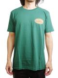 "SURREAL ""LEMMY"" Print T-Shirt L.GREEN"