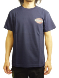 "SURREAL ""VINCENT"" Print T-Shirt NAVY"