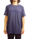 "SURREAL ""CHASE"" Print T-Shirt NAVY"