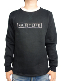 THE QUIET LIFE Soto Pullover Black/Pink