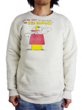 JACKSON MATISSE SNOOPY W-Face Crew Neck Sweat GRAY