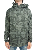 THE QUIET LIFE Camo Windy Pullover Army