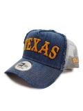 TMT 940 DENIM MESH CAP(TEXAS) INDIGO