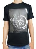StarLean★ フォトプリントTシャツ015 BLACK