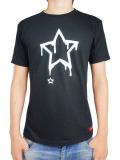 StarLean★STuREETコラボTシャツ BLACK