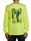 LIFE MAGAZINE×SURT × ONEITA  PHOTO PRINT L/S TEE S.GREEN