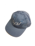 OAKLAND SURF CLUB NEW WAVE HAT WASHED BLUE