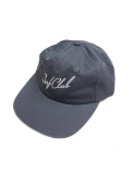 OAKLAND SURF CLUB NEW WAVE HAT CHARCOAL