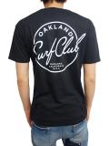 OAKLAND SURF STANDARD TEE BLACK