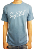OAKLAND SURF NEW WAVE TEE SEA BLUE
