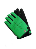 UNCHAIN GLOVE WEST-BLACK×GREEN