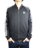 adidas Originals SST TRACK TOP BLACK