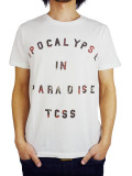 TCSS APOCALYPSE TEE BLANC