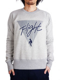 Birvin Uniform Flight sweat shirt gray