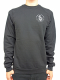 ALOHA BEACH CLUB CLUB SAND ISLAND SWEATSHIRT BLACK