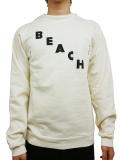 ALOHA BEACH CLUB CLUB DAGGER SWEATSHIRT SAND