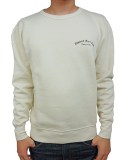 OAKLAND SURF LOWRIDER CREW SWEAT NATURAL