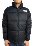 THE NORTH FACE Nuptse Jacket BLACK