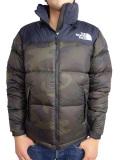 THE NORTH FACE Novelty Nuptse Jacket WOODLAND CAMO
