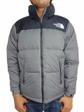 THE NORTH FACE Novelty Nuptse Jacket MIX GRAY
