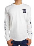 TMT L/SL18/1 BOOKSTORE JERSEY(NEW YORK) WHITE