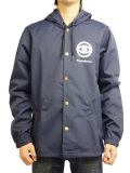Monn Collective EYES WINDBREAKER NAVY