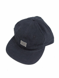 SALT SURF CORDUROY CAP BLACK