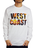 WEST Long Sleeve T-shirt (Palm beach)