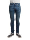 Levi's 519 Extreme Skinny Jeans Used Blue