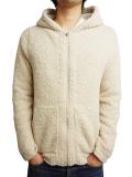 Toecutter babyhair® hoodie Beige