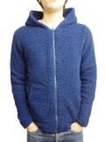 Toecutter babyhair® hoodie Navy