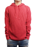 "SURREAL ""BOB"" Thermal Hooded Parka RED"
