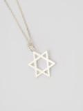 EDF Hexagram Necklace L