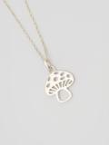 EDF mushroom Necklace