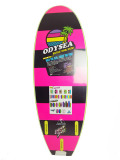 CATCH SURF ODYSEA STUMP 5.0-TRI FIN NEON GREEN/NEON PINK/BLACK
