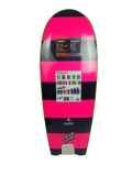 CATCH SURF BEATER TWIN54 -TWIN FIN GREEN/NEON PINK/BLACK