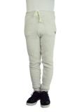 Toecutter BABY HAIR RIB LONG PANTS CAPIZ WHITE