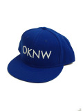 OKINAWA MADE OKNW  SNAP BACK CAP BLUE